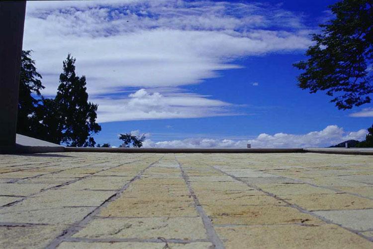 Cielo y terraza