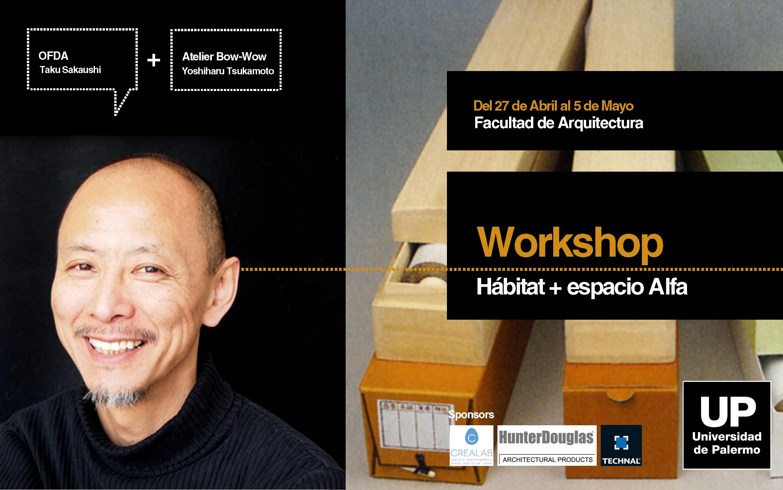 workshop espacio alfa ofda