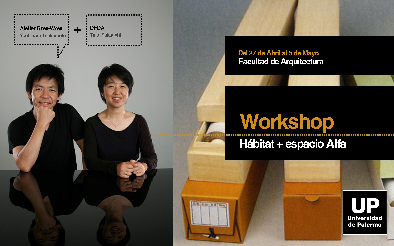 workshop espacio alfa